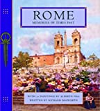 Memories of Times Past: Rome, Richard Bosworth and Joie Davidow, 1592238653