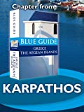 Karpathos and Saria - Blue Guide Chapter (from Blue Guide Greece the Aegean Islands)