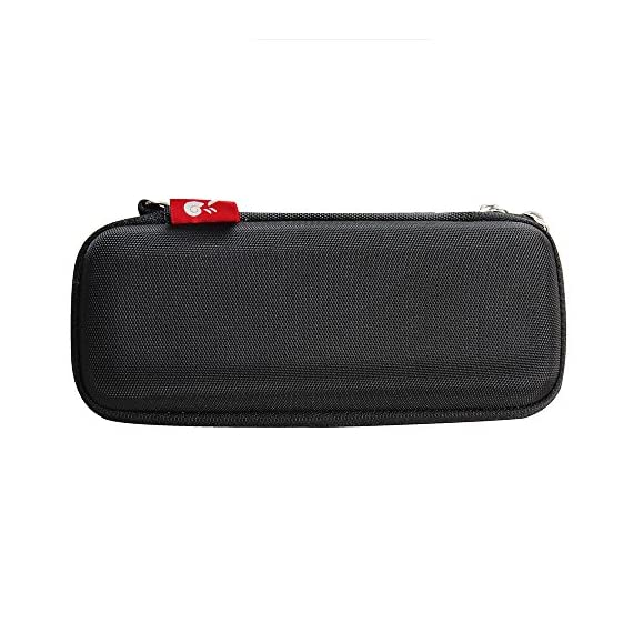 Hermitshell Hard EVA Travel Black Case Fits Anker Astro E1 5200mAh / 6700mAh / Anker PowerCore II 6700 Candy bar-Sized… 3 Hermitshell Hard Travel Storage Carrying Case Bag Protect your favorite device from bumps dents and scratches Made to fit Anker Astro E1 5200mAh / 6700mAh / Anker PowerCore II 6700 Candy bar-Sized Ultra Compact Portable Charger