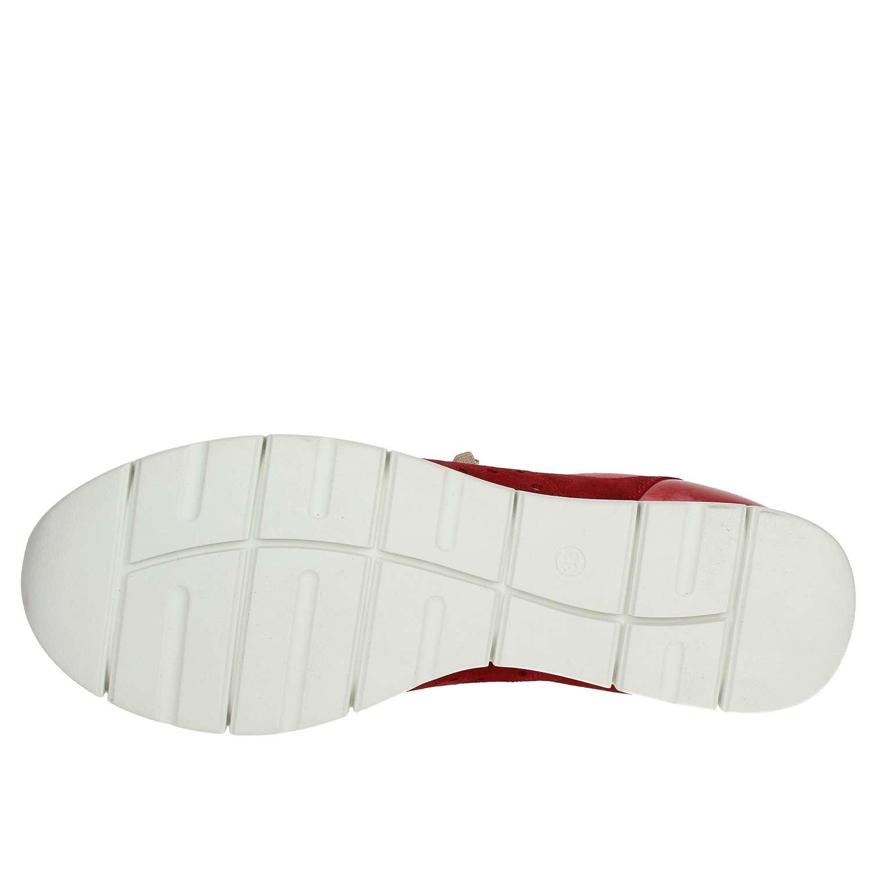 Cinzia Soft PAF18203 003 Niedrige Sneakers Sneakers Niedrige Damen Rot cc6ed6