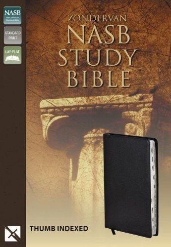 NASB Zondervan Study Bible, Indexed PDF