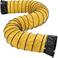 "16' Flame Retardant Flexible Duct for 16"" Diameter Fan"