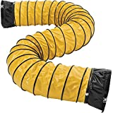 16 Flame Retardant Flexible Duct for 16 Diameter Fan