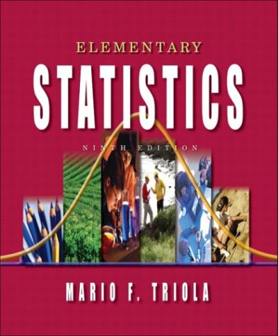 Elementary Statistics, Ninth (Watch Elementary Online)