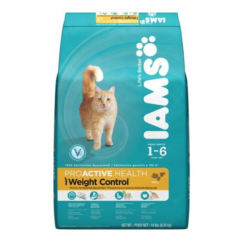 ProActive Health Adult Weight Control Formula Premium Cat Food 14 lbs, My Pet Supplies