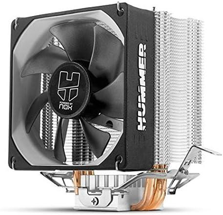 Nox H-200 - Ventilador de CPU (115 W, 9.2 cm), negro: Amazon.es ...