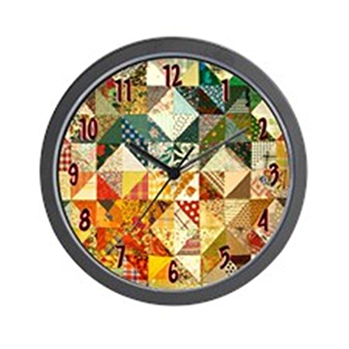 CafePress - Fun Patchwork Quilt - Unique Decorative