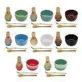 BambooMN Brand - Matcha Bowl Set