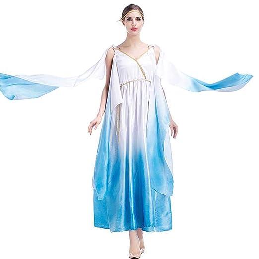 ASDF Vestido de Columpio Grande Vestido de Cleopatra Traje ...