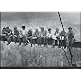 Men on Girder (New York) - Maxi Poster - 61cm x 91.5cm