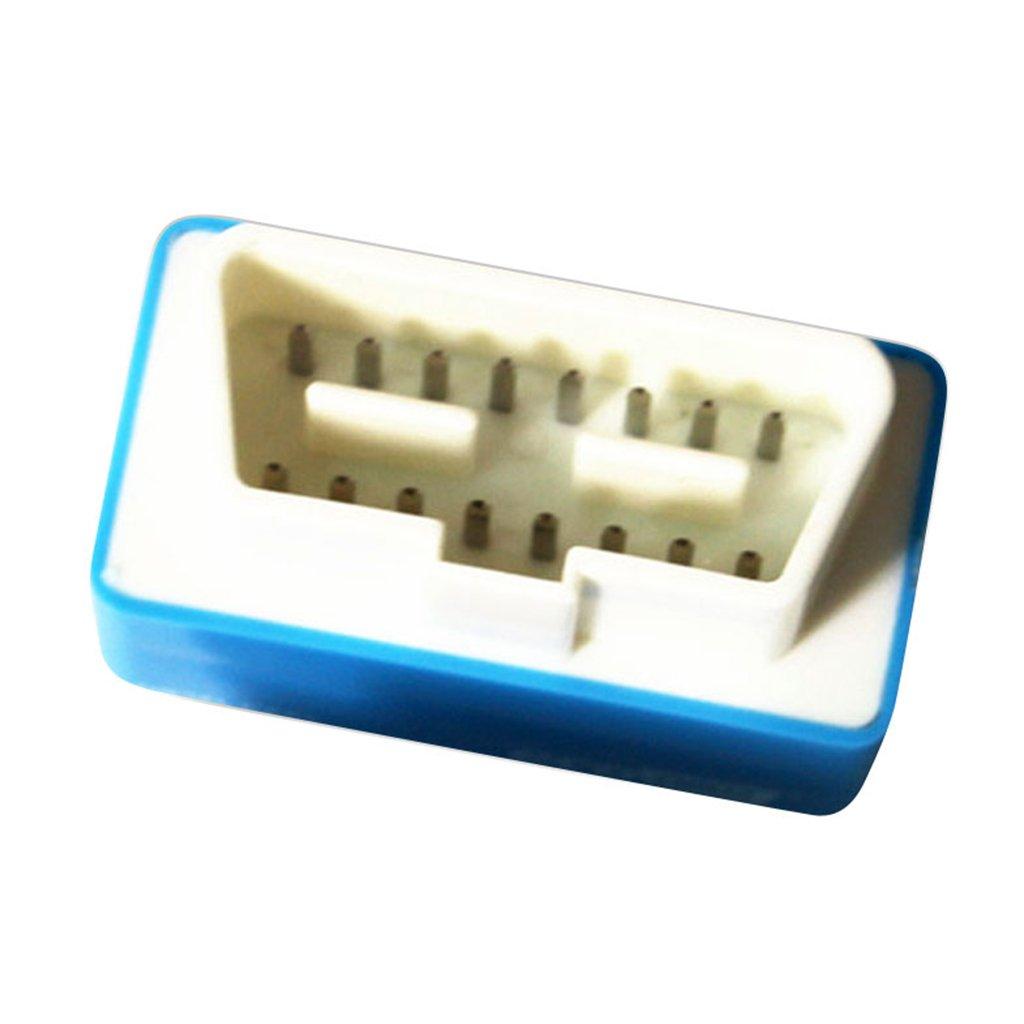 KESOTO Plug And Guidare Scatola Di Chip Tuning Economia Eco Obd2 Per Le Auto Diesel Furgoni Blu