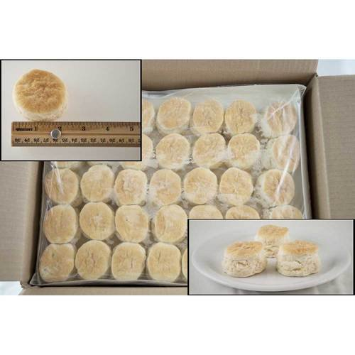 General Mills Pillsbury Baked Mini Buttermilk Biscuit, 1.2 Ounce -- 175 per case. by General Mills (Image #2)