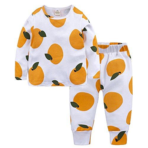 Kids Tales Boys Pyjamas Girls Sleepwear Pajamas Set Long Sleeve Nightwear Cotton PJS