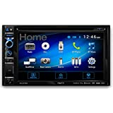 Axxera - 6.2 Multimedia DVD Receiver with Bluetooth and HDMI Input