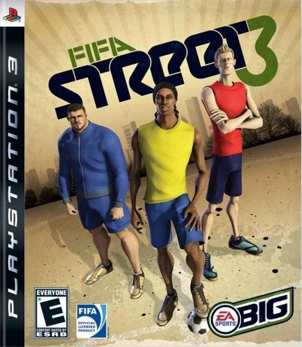 fifa street 3 - 7