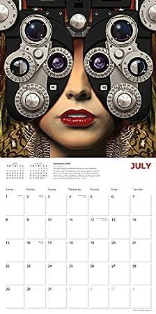 Calendario 2018 ilustración Terry pastor (ft) - artista ...