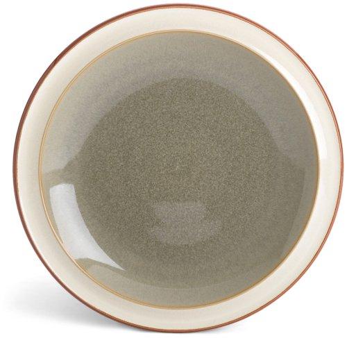 Denby Fire Sage/Cream Teaplate Fire Tea Plate
