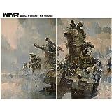 World War Robot: 215.mm Edition