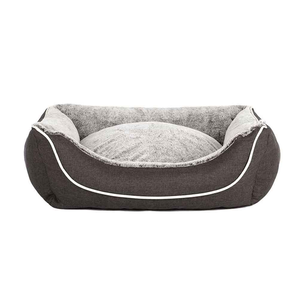 756026 ACLBB Warm pet mattress, relieve pet arthritis, washable lid, 3 sizes,75  60  26