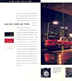1997 Toyota Tercel Redhawk Whitehawk Blackhawk