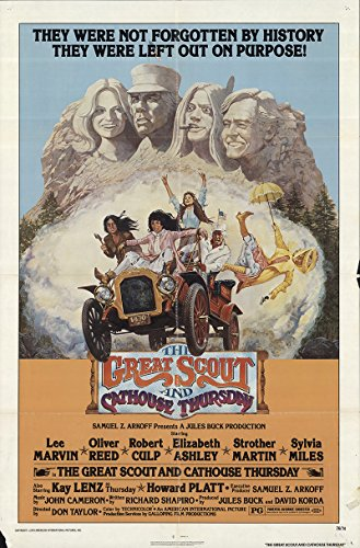 The Great Scout & Cathouse Thursday 1976 Authentic 27