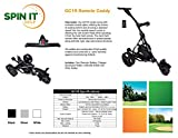 Spin-It-Golf-Products-GC1R-Easy-Trek-Remote-Controlled-Electric-Golf-Cart-Silver