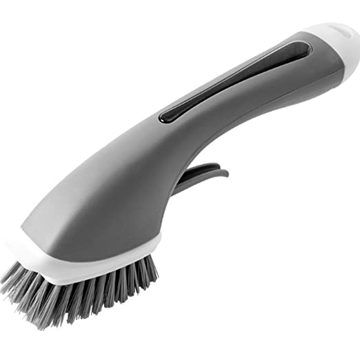 Chanhan Cepillo de Limpieza Que Puede añadir un Cepillo líquido de ...