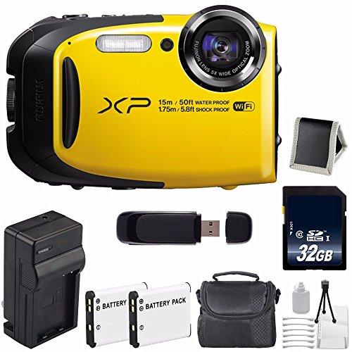 Fujifilm FinePix XP80 16.4 MP CM...