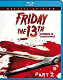 Friday The 13th: Part II - Special Edition [Blu-ray]