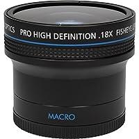 PHD Optics .18x HD Ultra Fisheye Lens (58mm)