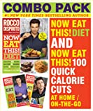 Now Eat This! Diet and Now Eat This! 100 Quick Calorie Cuts at Home / On-the-Go, Rocco DiSpirito, 1455512680