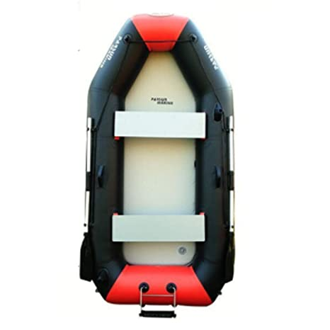 HYYQG Kayak Inflable para 3 Personas, con Fondo De AleacióN ...