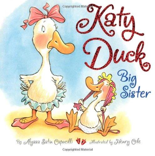 katy duck meets the babysitter cole henry capucilli alyssa satin