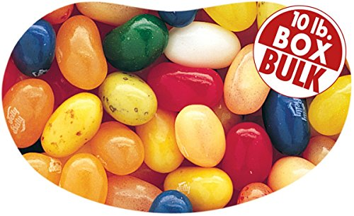 Fruit Bowl Jelly Beans - 10 lbs bulk ()