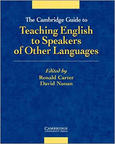The cambridge guide to teaching english to speakers of other the cambridge guide to teaching english to speakers of other languages kindle edition by ronald carter david nunan reference kindle ebooks amazon fandeluxe Image collections