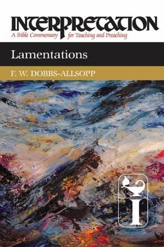Download Lamentations: Interpretation: A Bible Commentary for Teaching and Preaching pdf