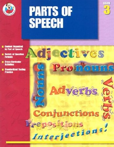 Amazon.com: Basic Skills: Parts of Speech, Grade 3 (9780742418530 ...