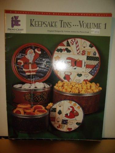 - Keepsake Tins Vol 1