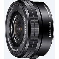 Sony SELP1650PS E PZ 16-50mm f/3.5-5.6 OSS Zoom Lens for APS-C-format E-Mount Cameras (Certified Refurbished)