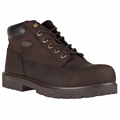 Lugz Men's Drifter Work Boots,Brown ...