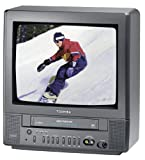 Toshiba MV13M2 13-Inch TV/VCR Combo , Black
