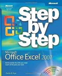 Microsoft  Office Excel  2007 Step by Step (Step By Step (Microsoft))