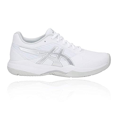 info for 80438 eb425 ASICS Gel-Game 7 Women s Tennis Shoes - SS19-4 White