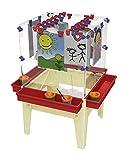 Childbrite Sandal Frame Toddler 4 Station Space Saver Easel