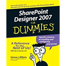 SharePoint Designer 'X' For Dummies