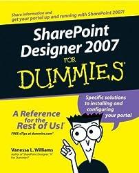 SharePoint Designer 'X' For Dummies (For Dummies (Computer/Tech))