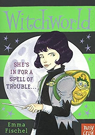 book cover of Witchworld