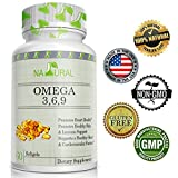 Omega 3,6,9, Flaxseed, fish oil, Heart Health, Inmune System, Healthy Skin, Cardiovascular Function, Brain Health For Sale