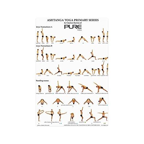 yoga posture chart - 5