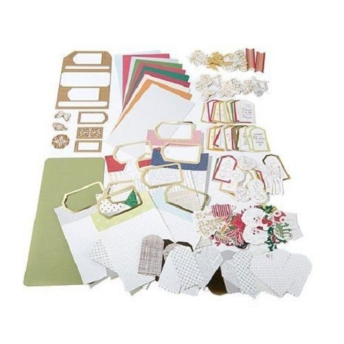 Anna Griffin Festive Flips Card Making Kit & Cutting Dies NEW ##bargain2sell by lovithanko